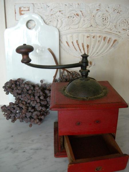 Mooie post - Keuken met rode baksteen ...